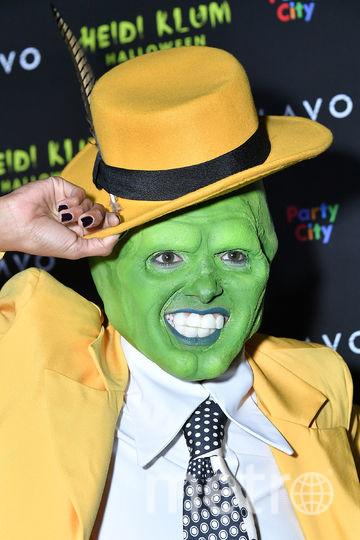 Фото с вечеринки Хайди Клум. Актриса Кэт Грэхэм. Фото Getty