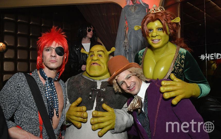 Фото с вечеринки Хайди Клум. Фото Getty