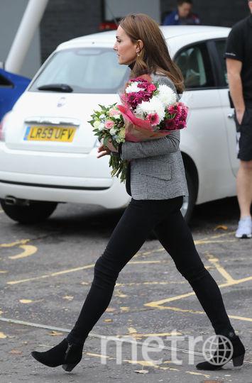 Кейт Миддлтон называют новой иконой стиля Британии. Фото Getty