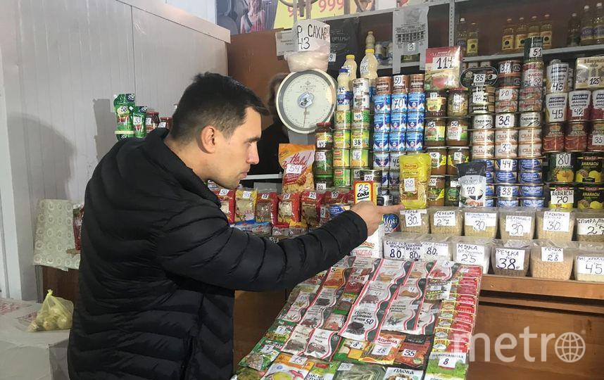 Саратовский депутат начал питаться на 3,5 тысячи рублей в месяц. Фото Предоставил Николай Бондаренко