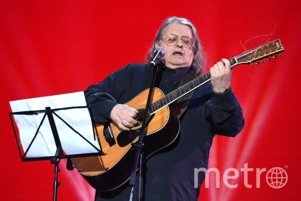 Александр Градский. Фото РИА Новости