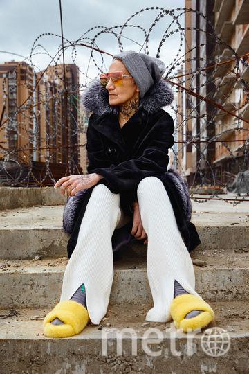 """Брутальные пальто, куртки и жилеты из норки, лисицы, каракуля и каракульчи продавались в салоне в центре Москвы по ценам в районе полумиллона рублей. Фото предоставлено компанией """"Меха Екатерины""""."""