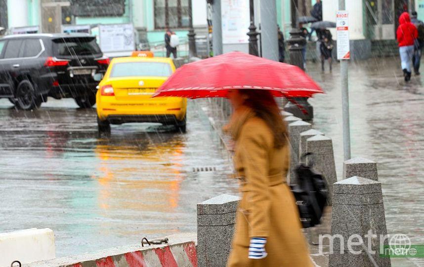 Какая погода ожидает Москву в ноябрьские праздники. Фото Василий Кузьмичёнок