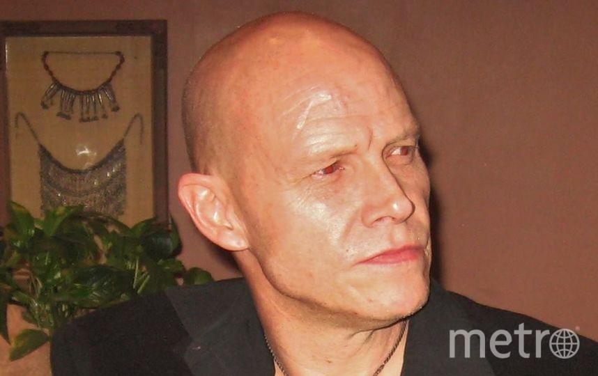 Актёр Тодд Ля Туретт. Фото www.facebook.com/profile.php?id=100024607397424