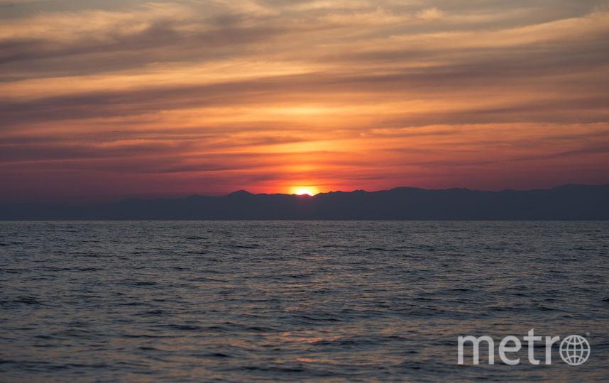 Точная причина исчезновения острова неизвестна. Фото Getty
