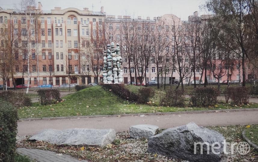 """Скульптура """"Литургия Санкт-Петербурга"""". Фото Святослав Акимов, """"Metro"""""""