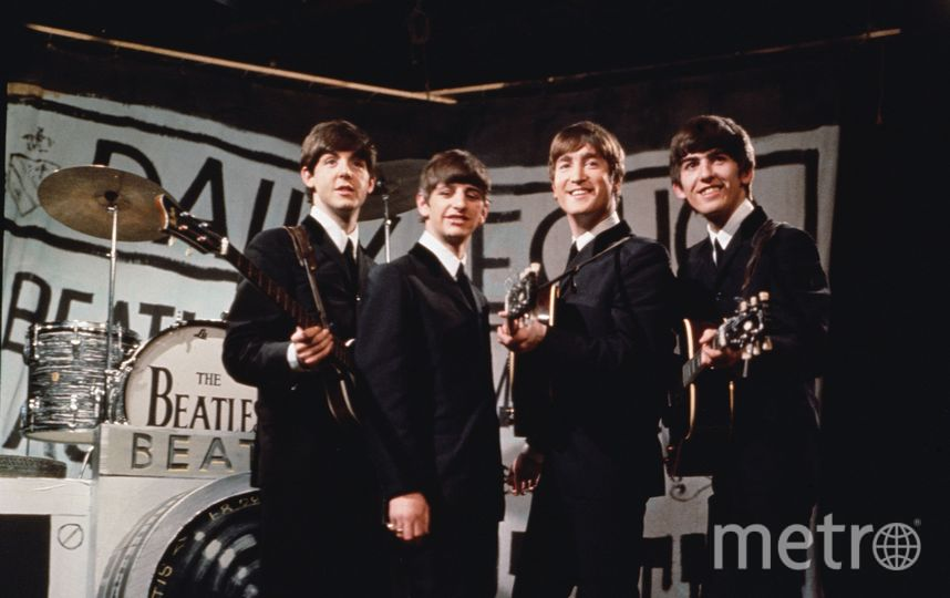 The Beatles. Фото Getty