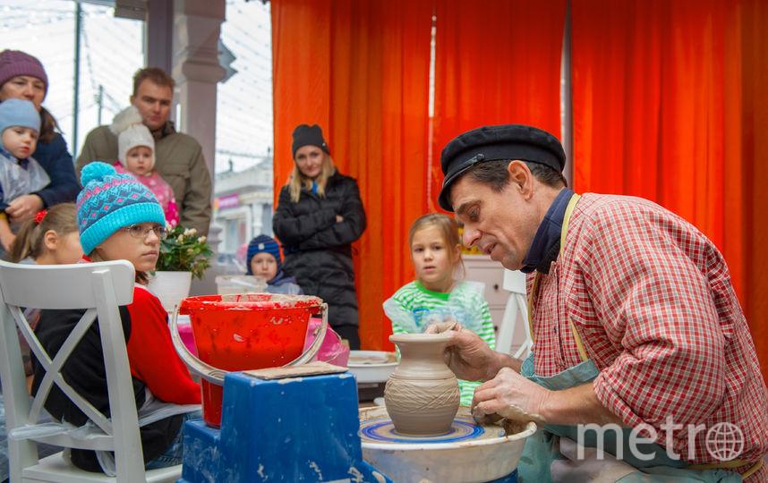 Москвичи сделают горшочки. Фото Предоставлено организаторами