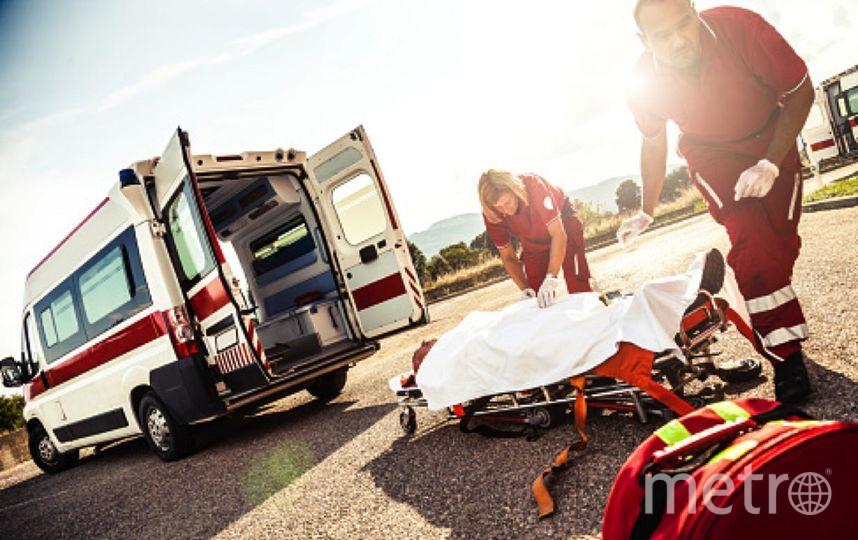 Число пострадавших в Китае в результате ДТП резко выросло. Фото Getty