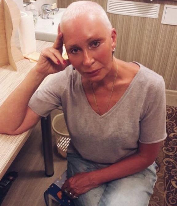 Татьяна Васильева, фотоархив. Фото скриншот www.instagram.com/vasileva_vtg/