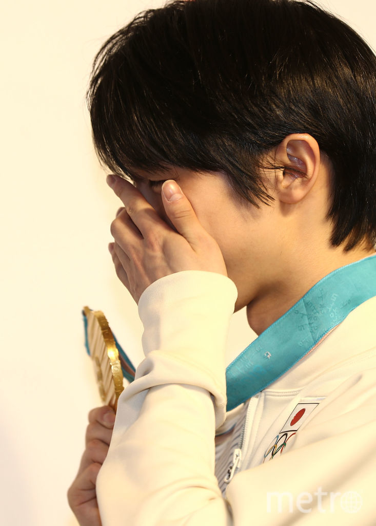 Юдзуру Ханю, фотоархив выступления на Олимпийских играх - 2018. Фото Getty