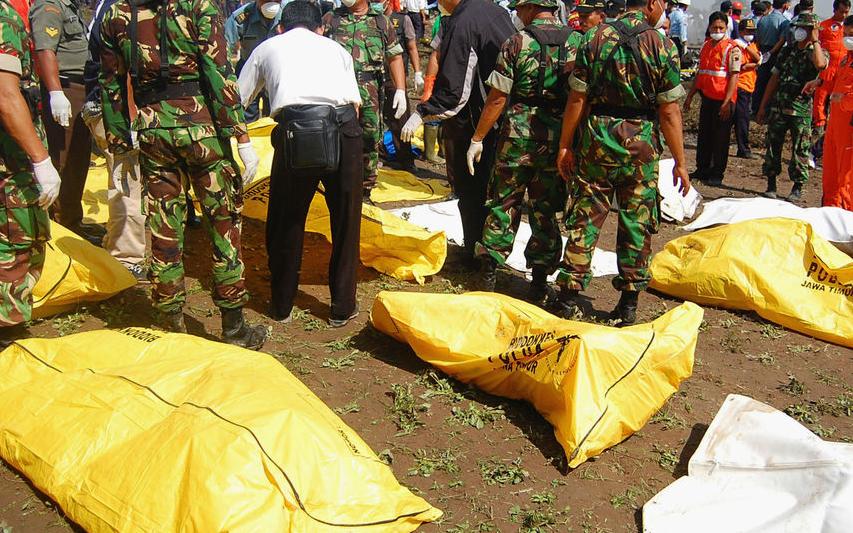 Власти Индонезии раскрыли подробности авиакатастрофы Boeing 737. Фото Getty