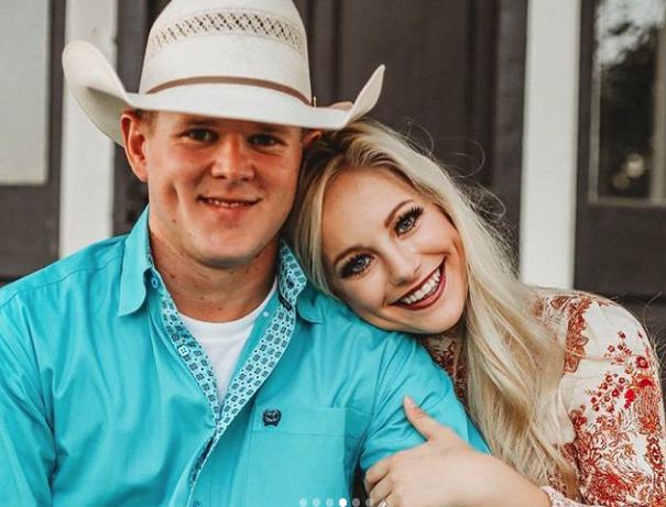 Молодая пара Уилл Бейлер и Бейли Акерман погибли через пару часов после свадебной церемонии. Фото скриншот https://www.instagram.com/angellesantii