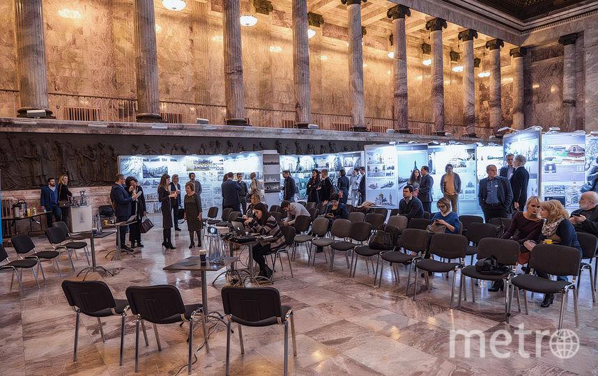 """Конференция """"Новая архитектура Петербурга"""". Фото предоставлено организаторами."""