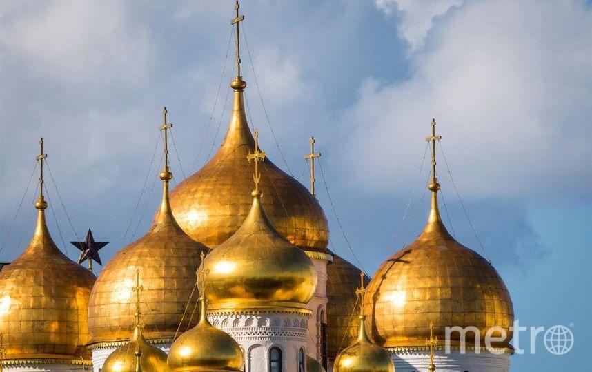 В Москве ноябрь будет тёплым и ясным. Фото Василий Кузьмичёнок