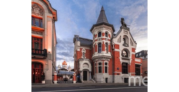 Под «особняк Маргариты» подходит не одно столичное здание. Фото updk.ru