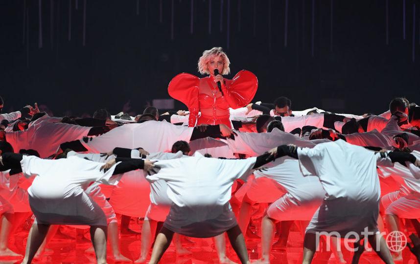 Биби Рекса на MTV Europe Music Awards-2018. Фото Getty