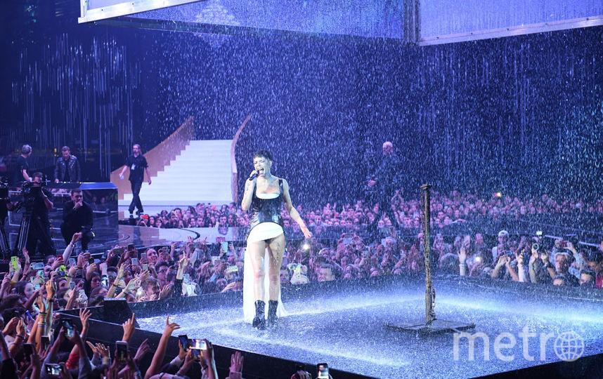 Холзи на MTV Europe Music Awards-2018. Фото Getty