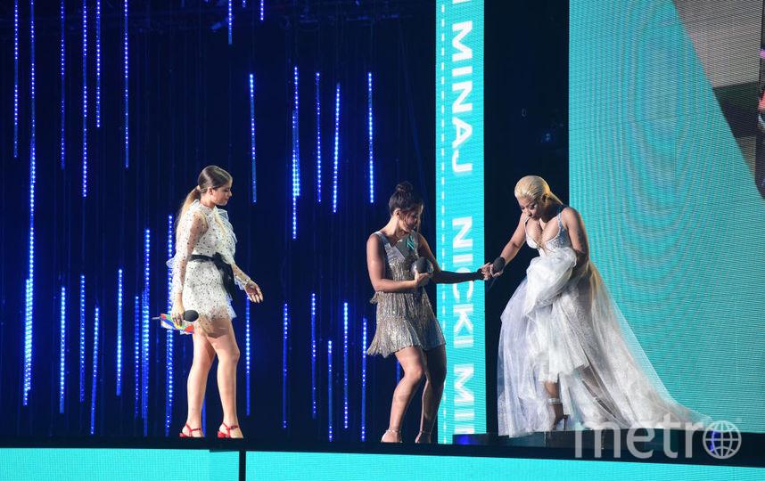 Ники Минаж на MTV Europe Music Awards-2018. Фото Getty