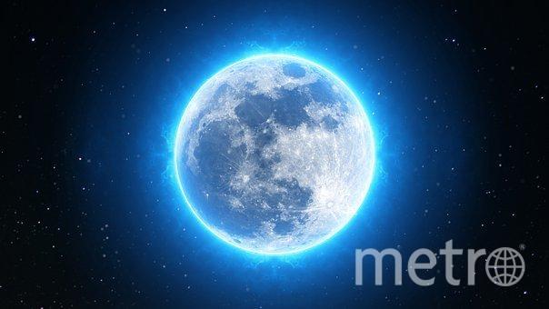 6 ноября практически весь рабочий день, с 11:19 до 16:02, Луна без курса. Фото https://pixabay.com