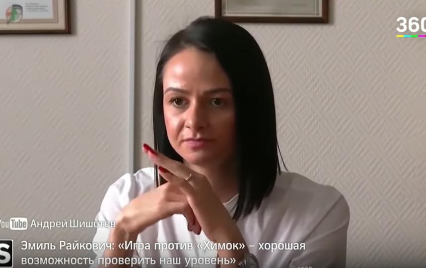 Ольга Глацких. Фото Скриншот Youtube