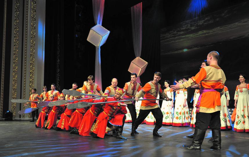 Артисты Самарского театра оперы и балета покорили своим танцем гостей церемонии. Фото  Андрей Савельев, Предоставлено организаторами