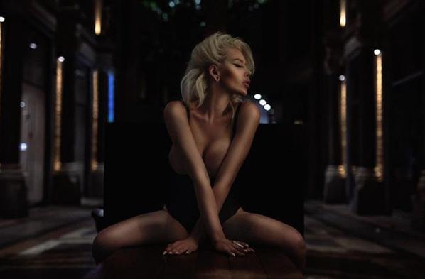 Елена Россо. Фото Скриншот Instagram: elena_rosso