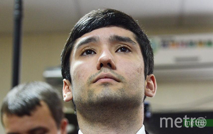 Руслан Шамсуаров. Фото Василий Кузьмичёнок
