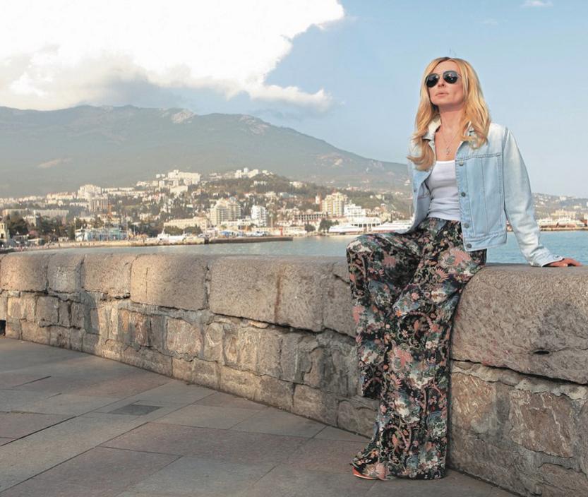 Татьяна Овсиенко в 2018-м году. Фото instagram.com/tatianaovsienkoofficial