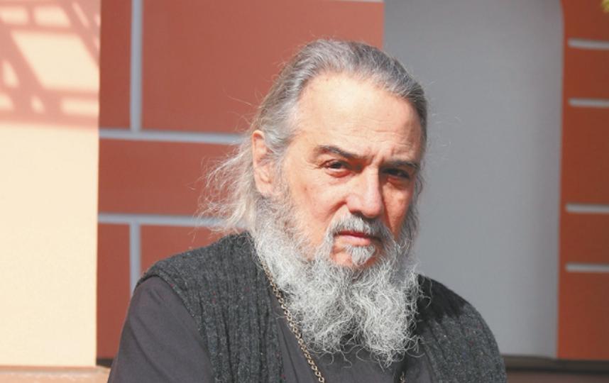 """Михаил Ардов, протоиерей. Фото """"Metro"""""""