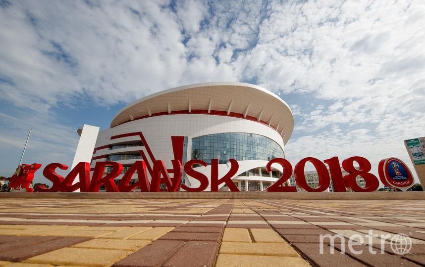 Саранск принял четыре матча Мундиаля. Фото Getty