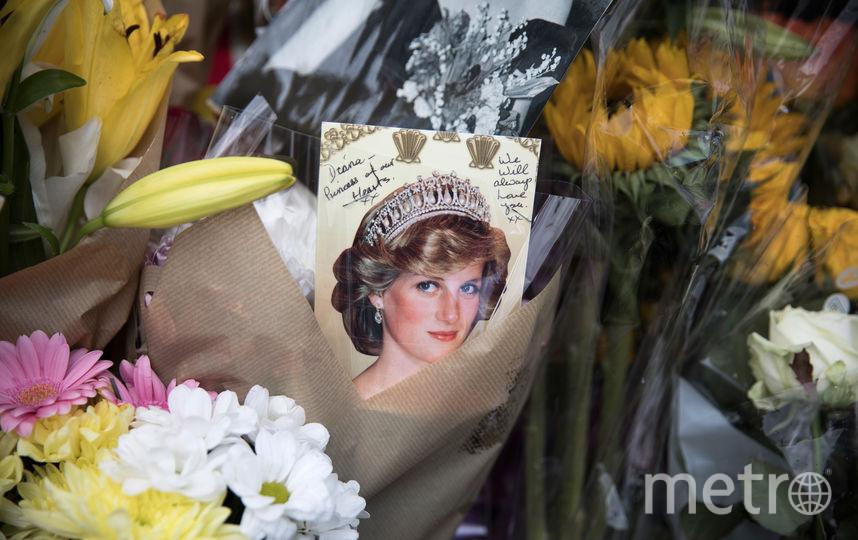 В год 20-летия со дня смерти Леди Ди. Фото Getty