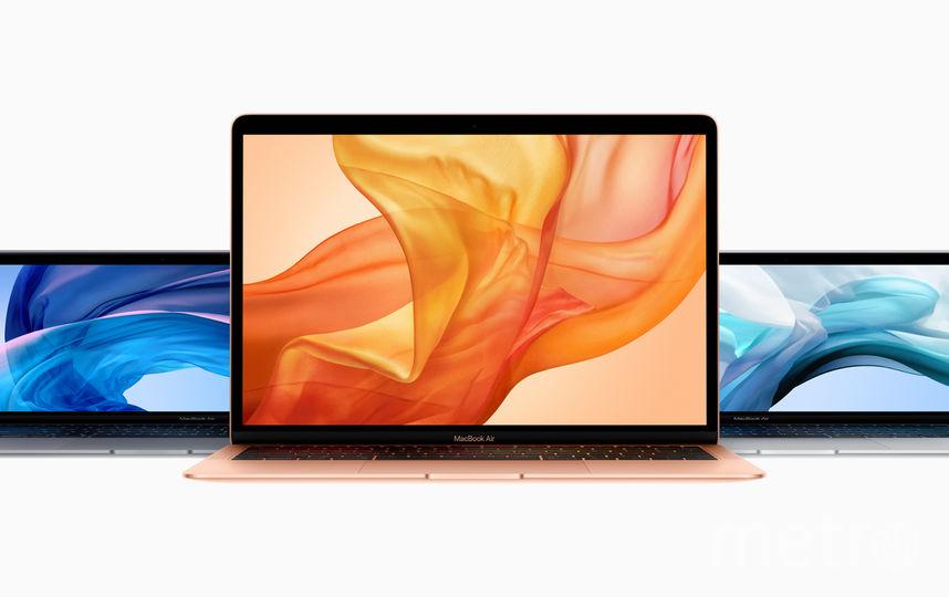 MacBook Air 2018. Фото MWN, Предоставлено организаторами