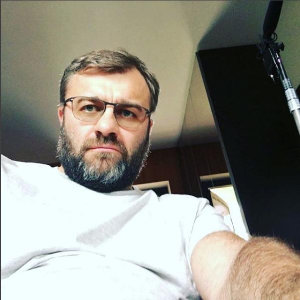 Михаил Пореченков стал ведущим программы «Спокойной ночи, малыши»