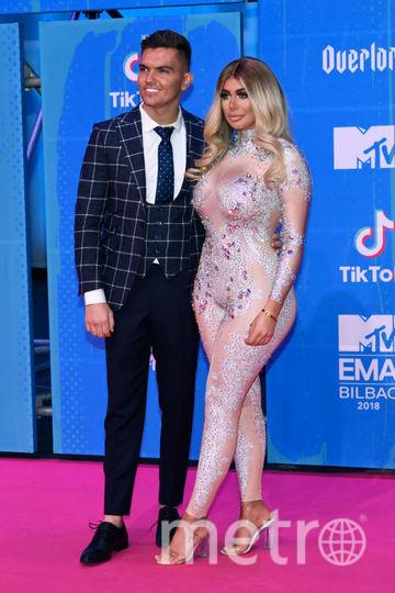 Латейша Грейс на MTV Europe Music Awards-2018. Фото Getty