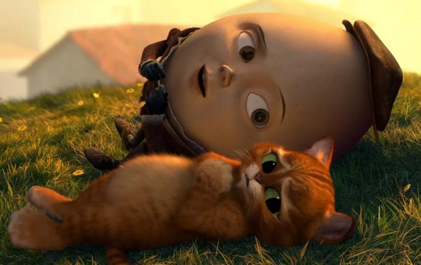 """Кадры из мультфильма """"Кот в сапогах"""". Фото Все - скриншот YouTube"""