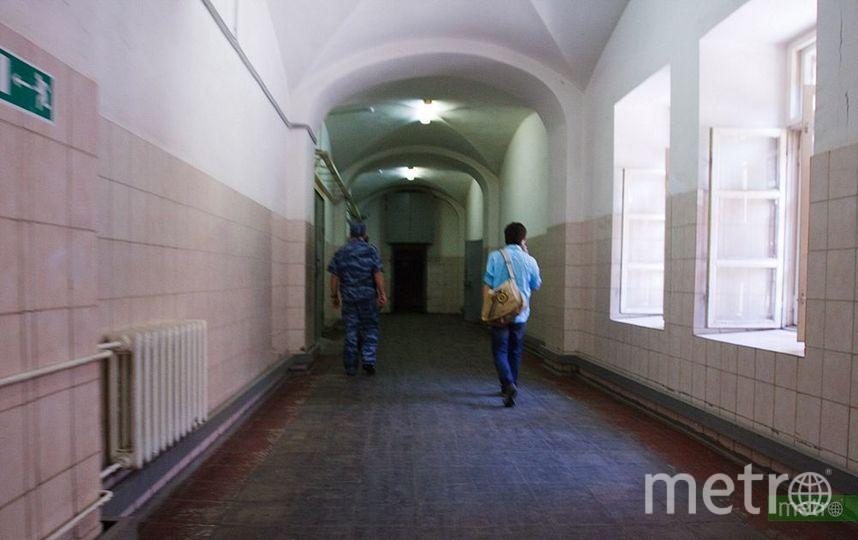 ФСИН прокомментировала фото, опубликованные в СМИ. Фото Василий Кузьмичёнок