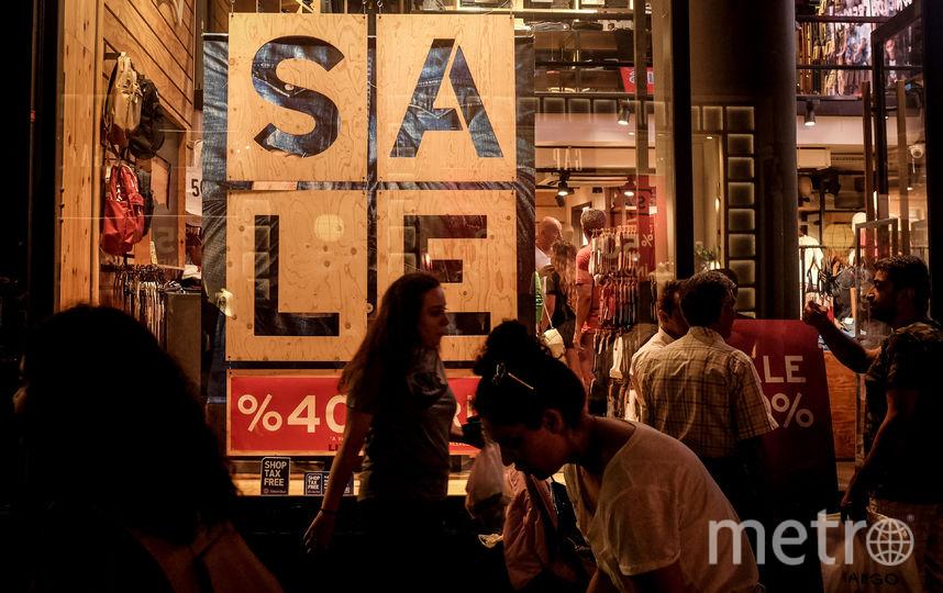 В преддверии новогодних распродаж в Роспотребнадзоре рассказали, как избежать обмана, покупая товар по акции со скидкой. Фото Getty