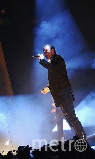 Так выглядел Питер Мерфи на концерте в 2006-м году. Фото Getty
