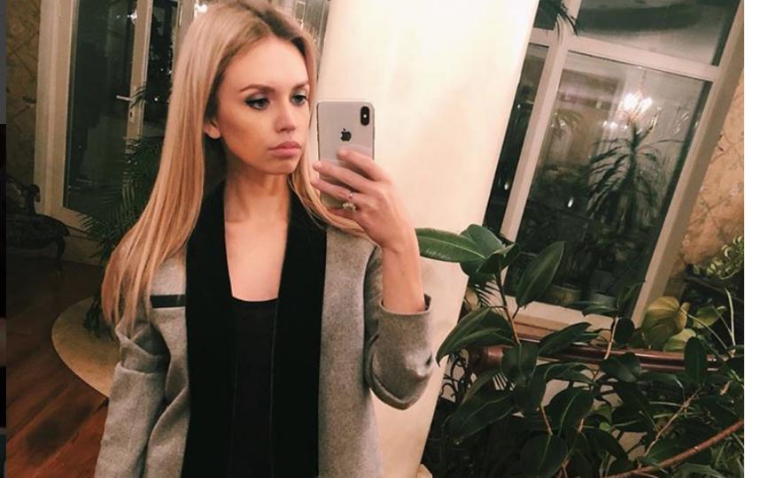 Милана Тюльпанова. Фото instagram.com/milana_tulpanova