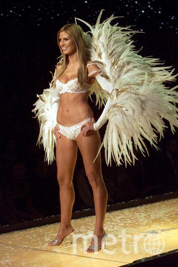 Шоу Victoria's Secret в 2001 году в Нью-Йорке. Фото Getty