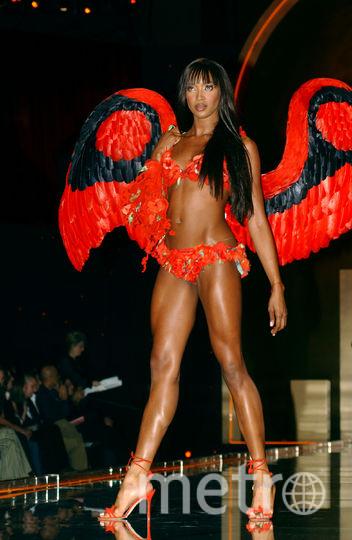 Шоу Victoria's Secret в 2002 году в Нью-Йорке. Фото Getty