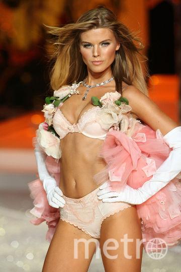 Шоу Victoria's Secret в 2008 году во Флориде. Фото Getty