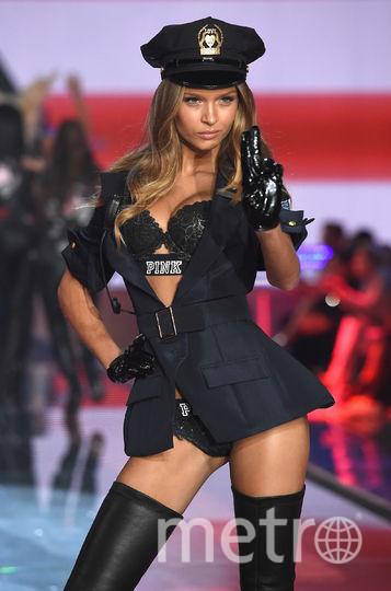 Шоу Victoria's Secret в 2015 году в Нью-Йорке. Фото Getty