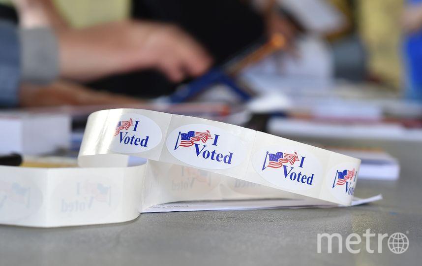 Промежуточные выборы в Конгресс США. Фото AFP