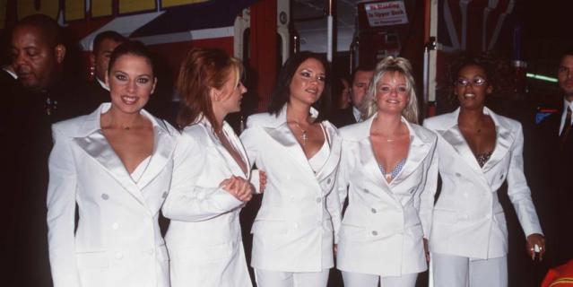 Spice Girls 20 лет назад - 1998 год.