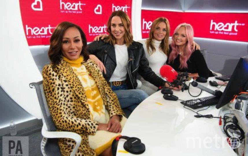 Spice Girls сейчас. Фото https://twitter.com/milicalamb