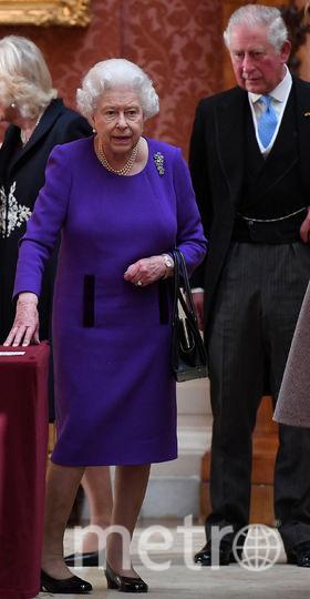 Королева Елизавета и наследник престола. Фото Getty