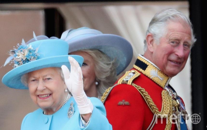 Принц Чарльз и Елизавета II. Фото Getty
