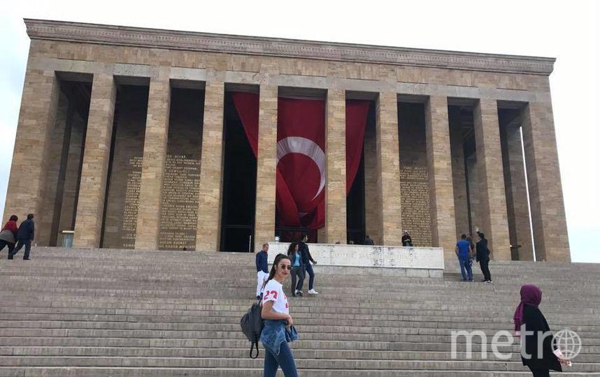 Турецкая модель Сибел Димералп. Фото www.facebook.com/sdemiralp3